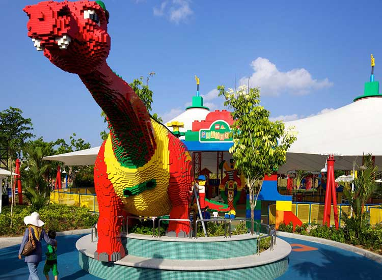 LegoLand, Bavaria, <br/> Germania