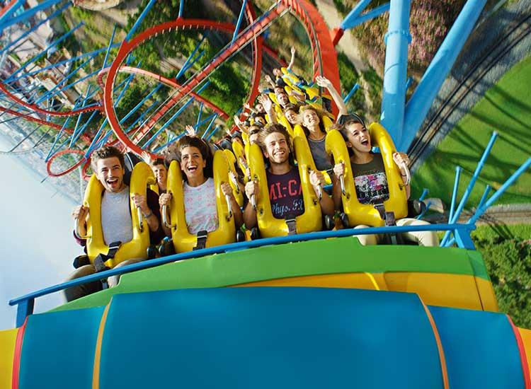PortAventura World, Salou <br/>Spania