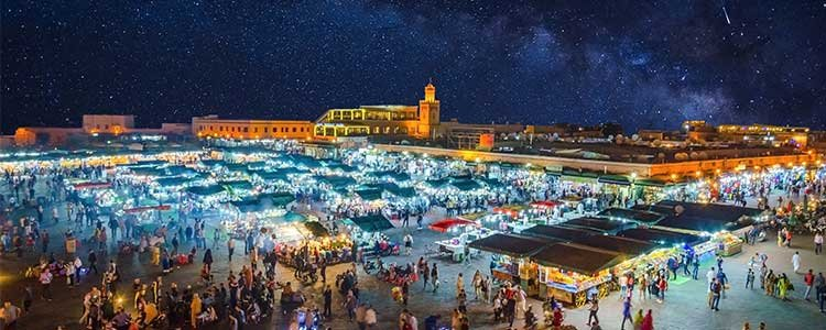 Oferte Revelion in Marrakech