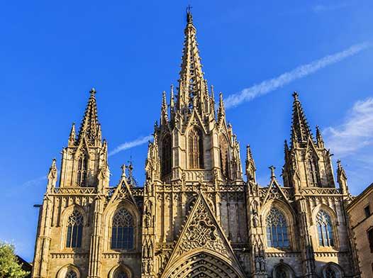 Catedrala Santa Creu I Santa Eulalia