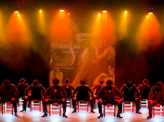Carmen Mota Dance Show in Tenerife