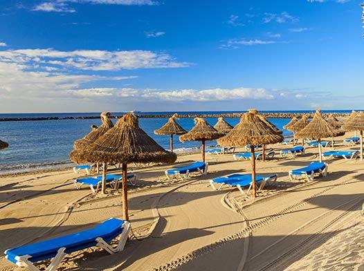 Plaje in Tenerife