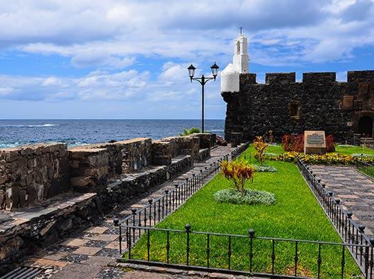 Castelul San Miguel Tenerife