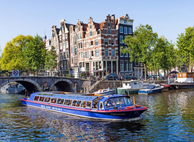City Canal Cruise <br> Amsterdam South