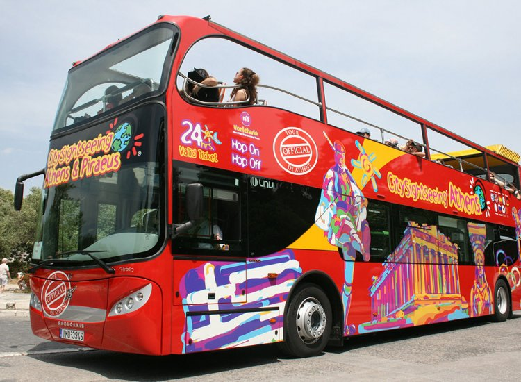 City Sightseeing <br> Hop on Hop off