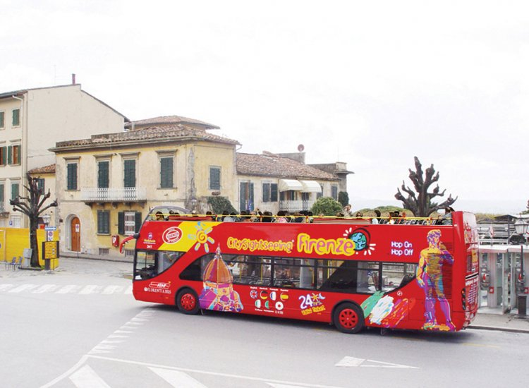 CitySightseeing Florence Hop-On Hop-Off