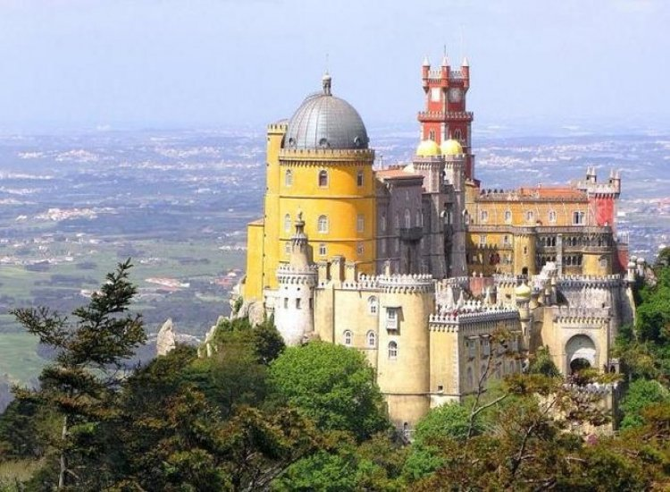 Sintra, Cascais e Estoril