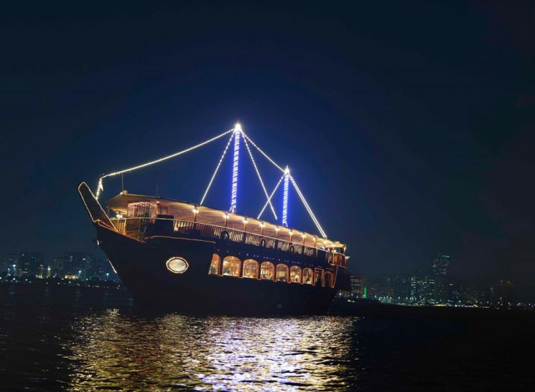 Dhow Cruise Dinner<br> Dubai Creek