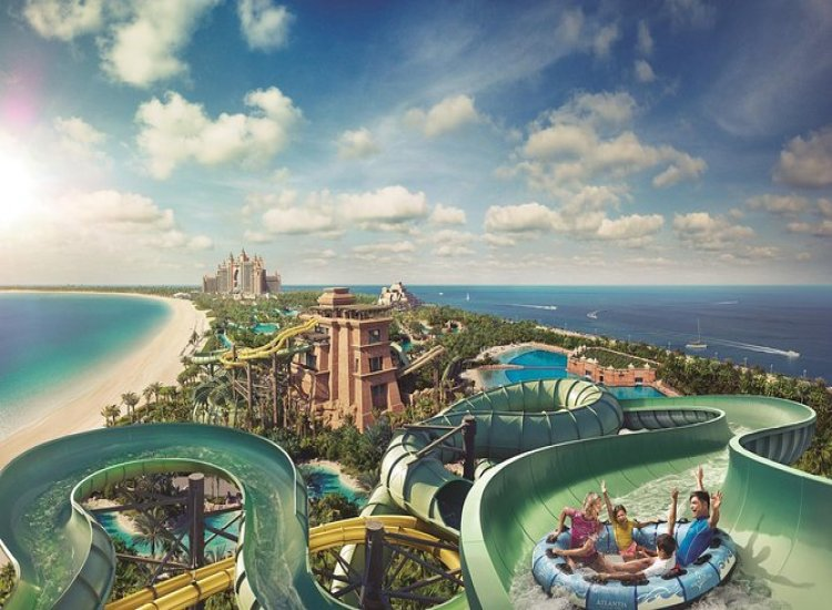 Atlantis Aquaventure & <br>Lost Chambers Ticket