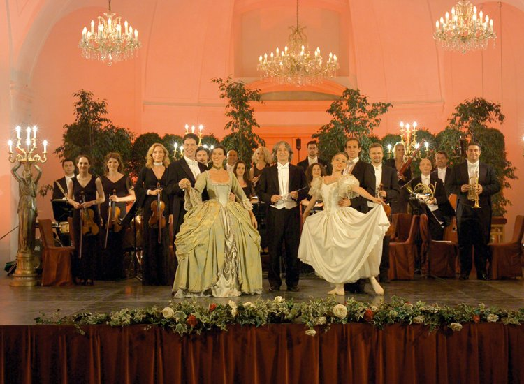 Dinner and Concert at <br> Schoenbrunn Palace