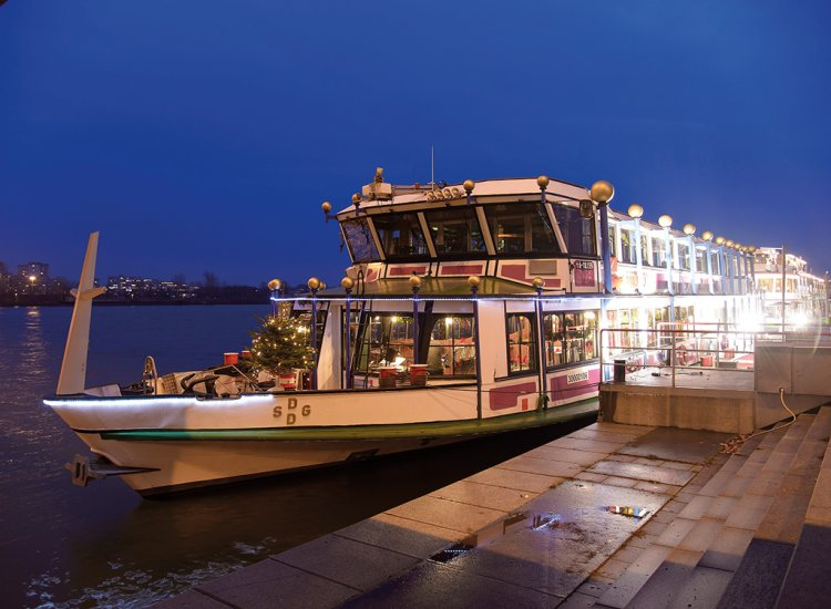 Viennese Evening Boat Cruise