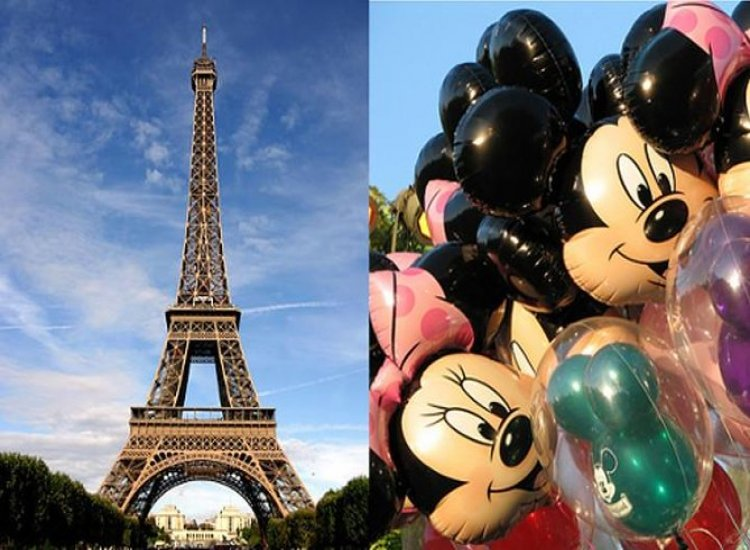 Private Transfer from Paris <br> to Disneyland