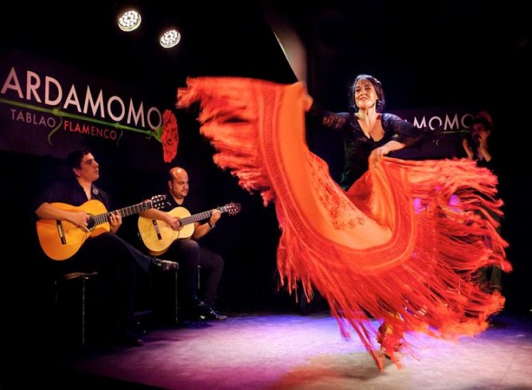 Madrid Tapas & <br>Flamenco Tour